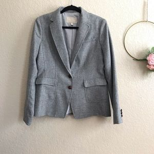 Banana Republic The Hacking Jacket in Grey